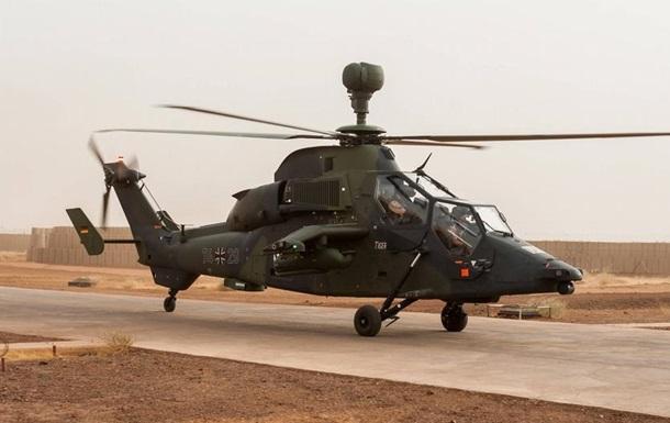 Гелікоптер Бундесверу розбився в Малі
