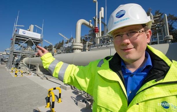 ФРГ исключила пять проектов из Северного потока-2