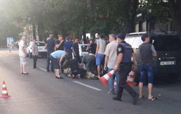Стрілянина у Дніпрі: заарештований один підозрюваний