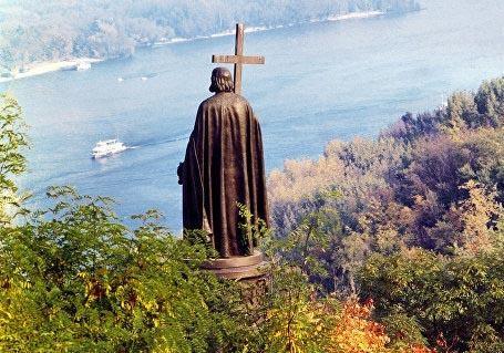 День крестителя Руси. Не Украины