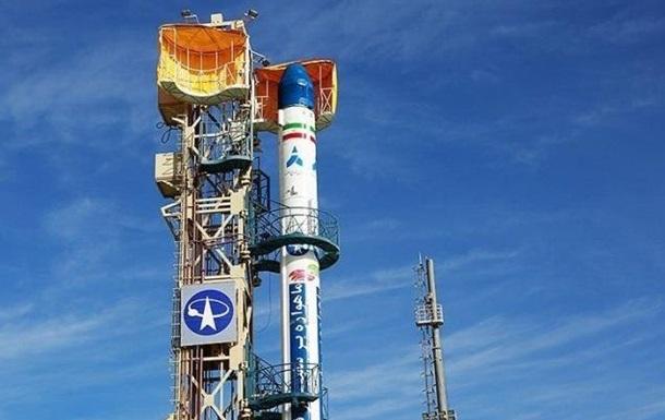Иран провел испытание космической ракеты-носителя