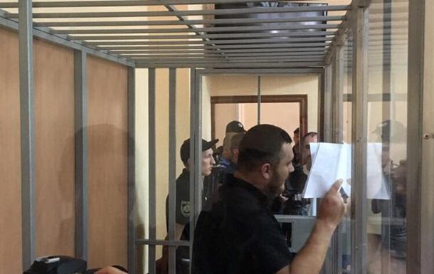 Арестованы два участника перестрелки в Днепре