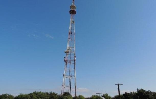 На Луганщині збудують телевежу для мовлення на окуповані райони