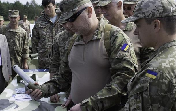 Укроборонпром испытал два новых образца оружия
