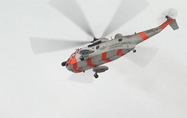 Втомлена туристка викликала в гори рятувальний вертоліт