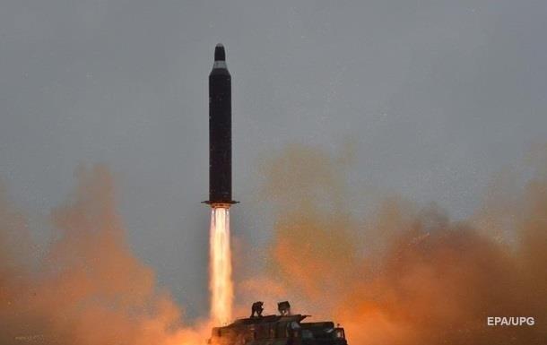 Пентагон: Северная Корея запустила новую ракету