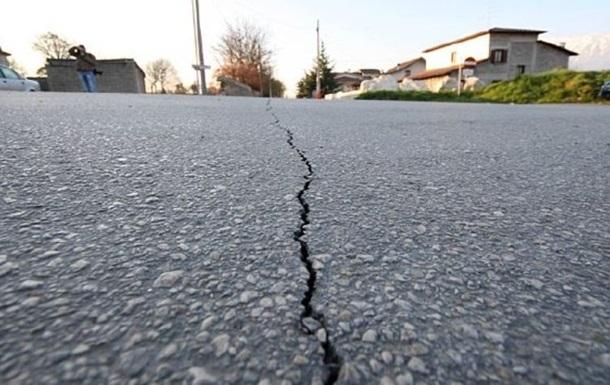 В Кривом Роге зафиксировали землетрясение