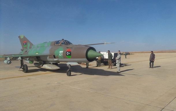 У Лівії збитий винищувач національної армії