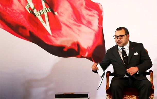 Король Марокко помилував більше тисячі демонстрантів