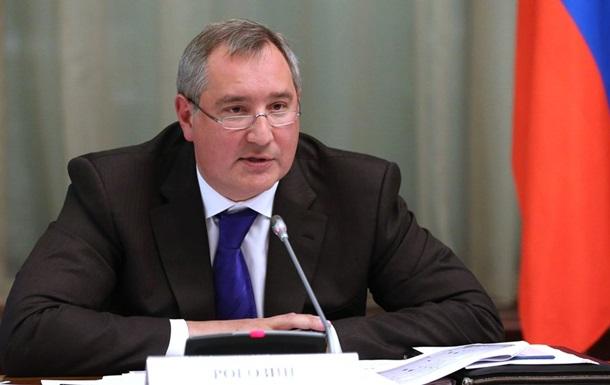 Рогозін погрожує санкціями всім, хто не пустив його в Молдову