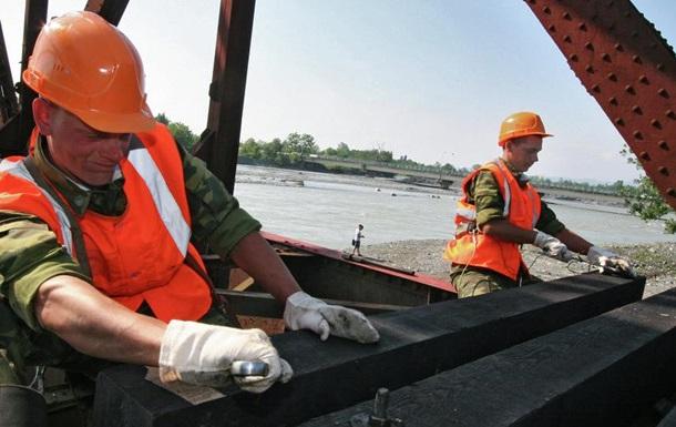 РФ почти проложила железную дорогу в обход Украины