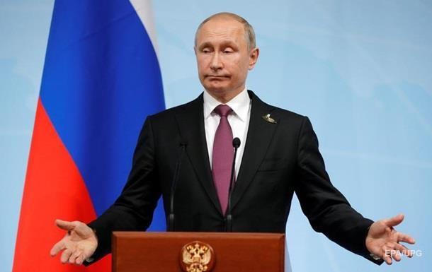 Путін заборонив росіянам обходити блокування сайтів