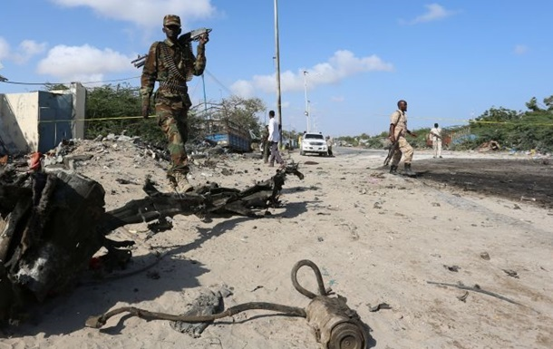 В Сомали при атаке боевиков на миротворцев погибли более 20 человек
