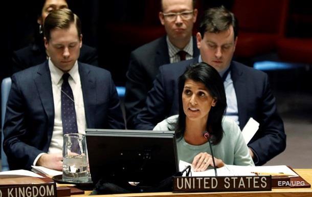 США потребовали от Китая действий по КНДР