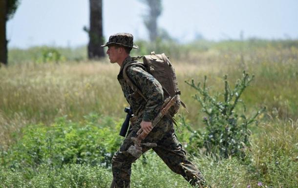 Доба в АТО: четверо військових поранені