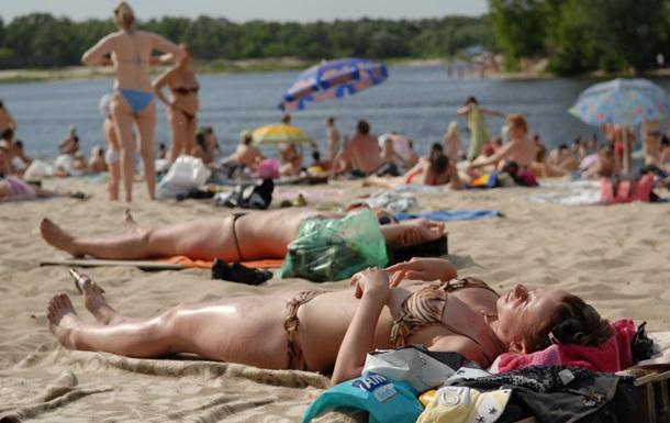 В Украину возвращается летняя жара