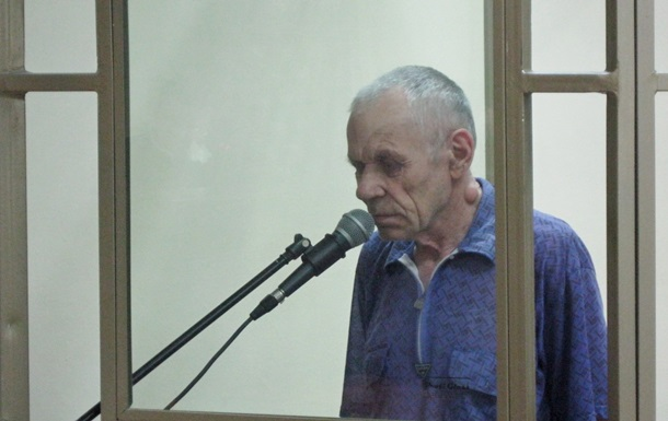 В России украинский пенсионер получил 12 лет за подготовку теракта