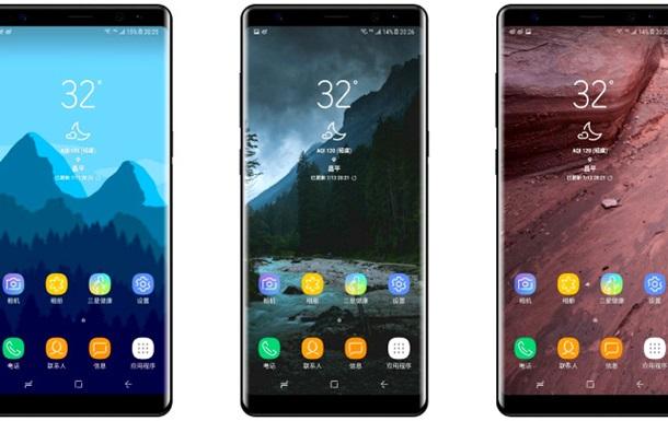 Galaxy Note 8: раскрыты характеристики и дата продаж