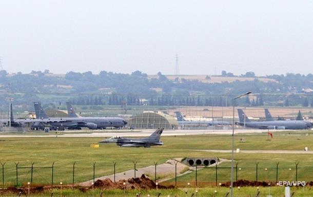 ФРН вивела всі свої літаки з авіабази в Туреччині