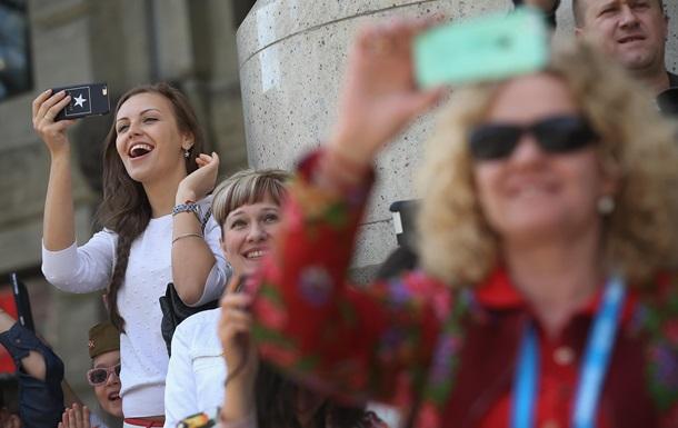 Более 80 процентов россиян назвали себя счастливыми