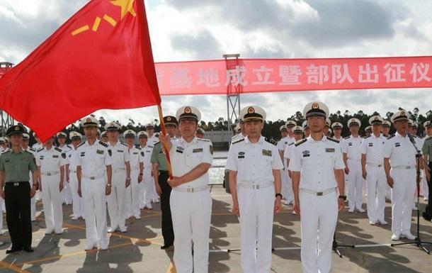 Китай відкрив першу закордонну військову базу