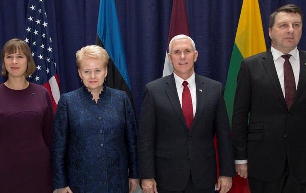 США закрепляется на советских территориях