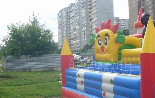 Незаконные детские батуты В. Чепурного