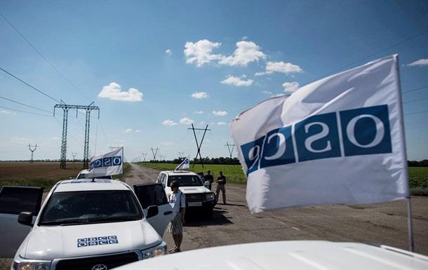 В ДНР сепаратисты задержали грузовик миссии ОБСЕ