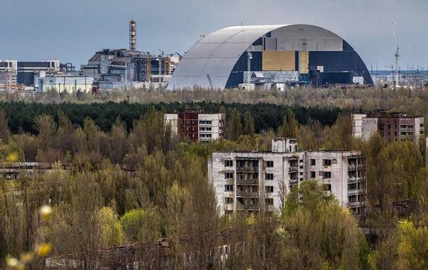У Чорнобилі почали випробування сховища відходів ядерного палива
