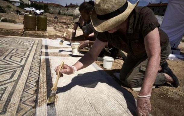 Во Франции археологи нашли  маленькие Помпеи