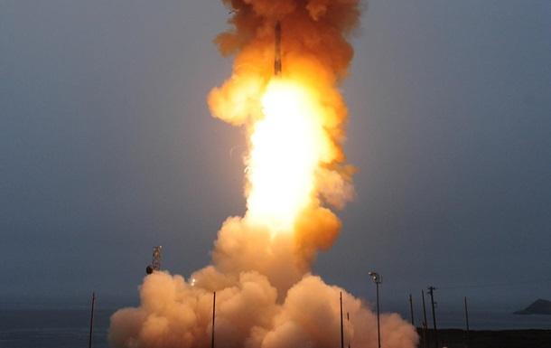 США випробували балістичну ракету Minuteman III