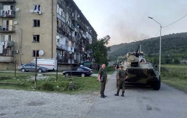 Через вибухи в Абхазії постраждали 60 людей