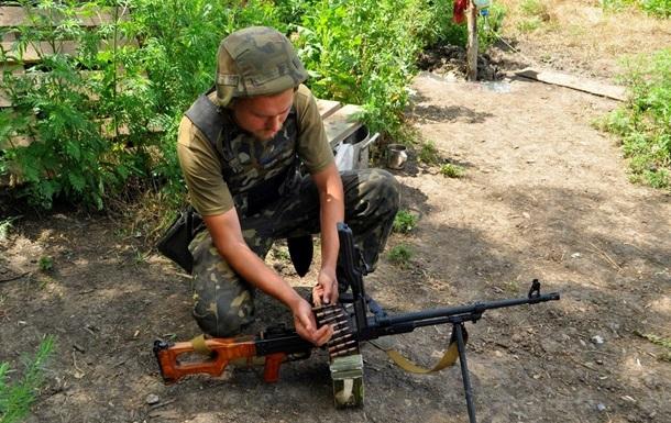 Доба в АТО: Військових обстрілювали з артилерії