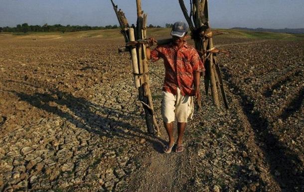 Південна Азія через зміни клімату може стати непридатною для життя
