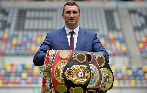 Володимир Кличко завершив кар єру в боксі