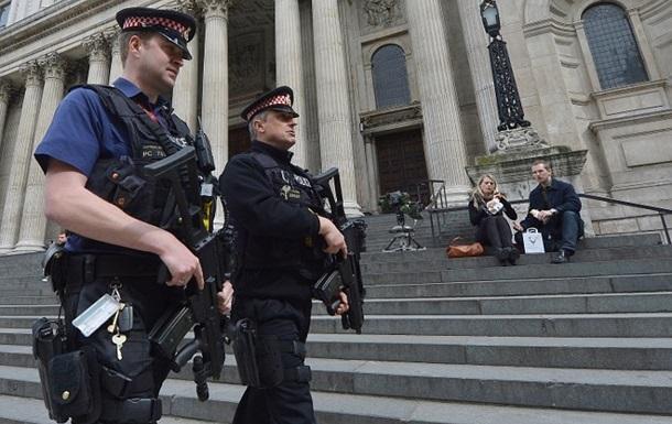 Полиция Украины и Британии будут сотрудничать