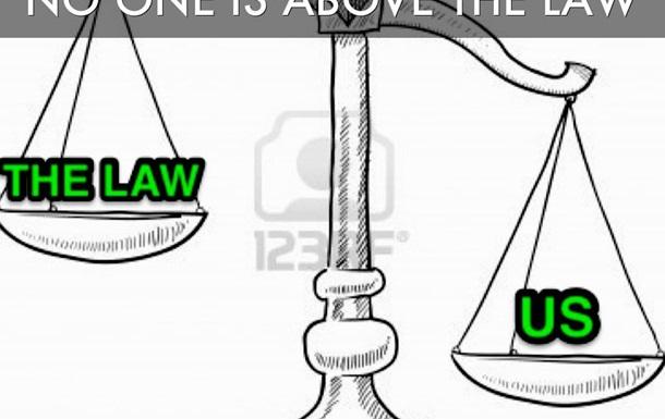 Верховенство права над властью. Мы опять не в европейском тренде