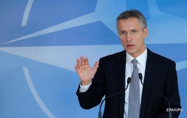НАТО не шукає конфронтації з РФ - Столтенберг