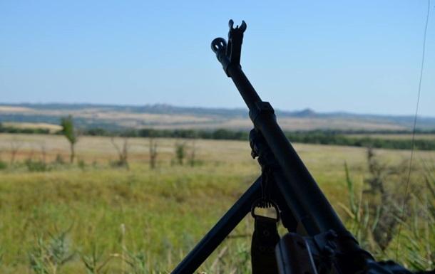 Сутки в АТО: Количество обстрелов сократилось на треть