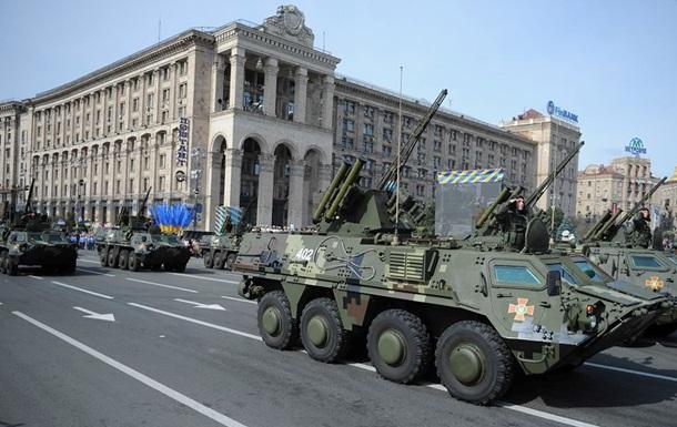 В параде 24 августа примут участие иностранцы