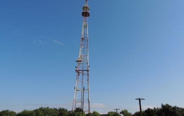 На Луганщині збудували 134-метрову телевежу