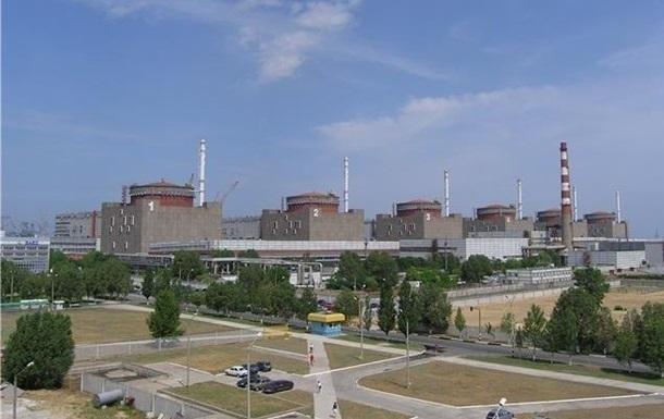 Запорожская АЭС отключила энергоблок почти на два месяца