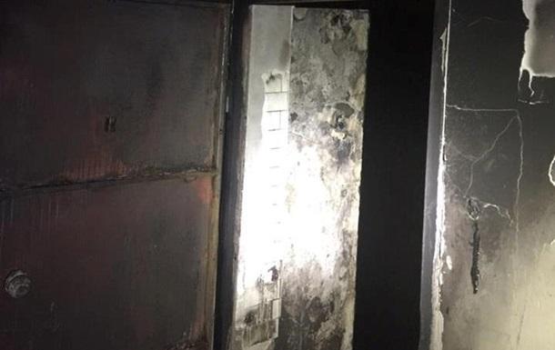 В многоэтажке Днепра взорвалась граната