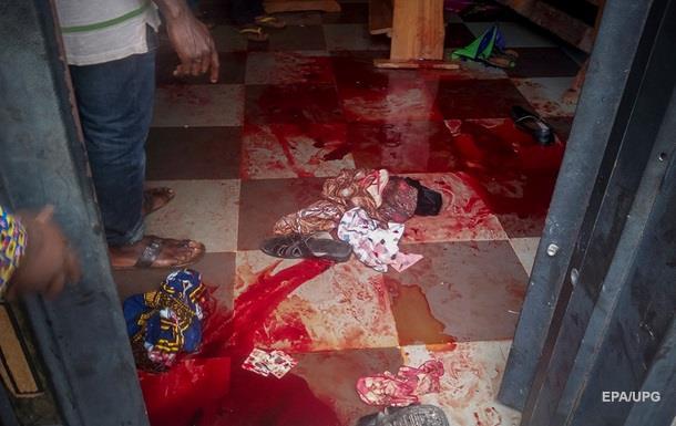 В Нигерии произошел теракт в церкви, 12 убитых