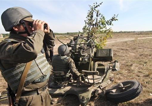 Обстрелы на Донбассе: не стоит ожидать масштабного наступления