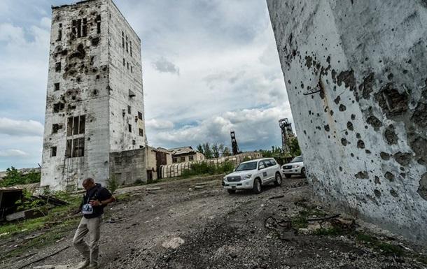 ОБСЕ: На Донбассе за месяц погибли семеро мирных