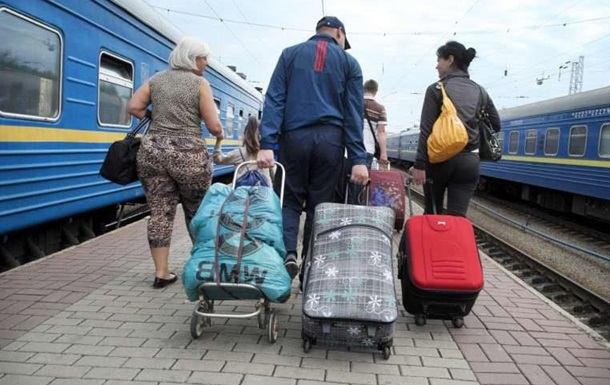 Переселенці у Києві: як склалась ситуація з українцями зі Сходу та Криму.