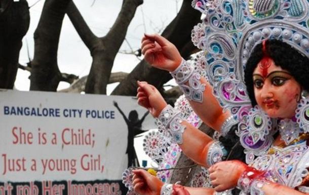 В Индии изнасилованной 10-летней девочке отказали в аборте
