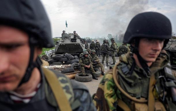 Генштаб: При тиску в АТО роль військових посилять