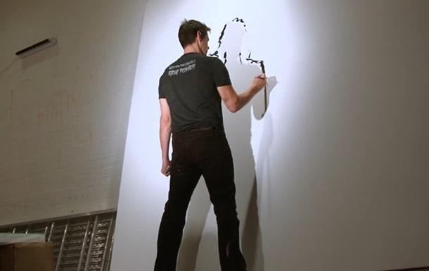 Одержимий малюванням Джим Керрі вразив Мережу